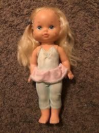 mattel doll 13 1988 little lil miss