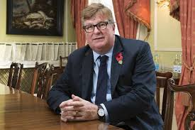 Hedge fund boss Crispin Odey reveals political ambitions - Financial News