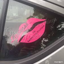 Custom Car Decal Approx 4 X6 Sold By Special Somethings Boutique On Storenvy