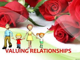 Values Education - Valuing Relationships
