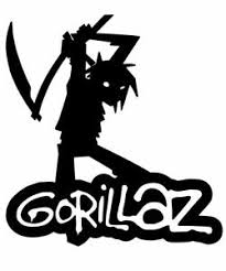 Gorillaz Rock Pop Music Vinyl Decal Stickers For Cars Laptops And More Ebay