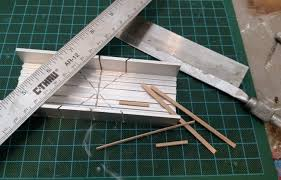 How To Make 1 64 Scale Model Horse Fencing Martha Net