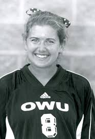 Abby Jenkins (2013) - Ohio Wesleyan Athletics Hall of Fame - Ohio Wesleyan  University Athletics