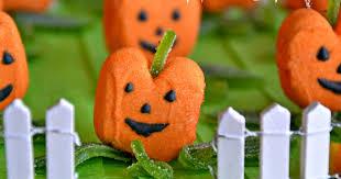 Crissy S Crafts Edible Pumpkin Patch