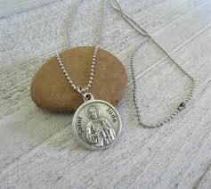 medal italy pendant necklace