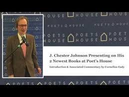 J. Chester Johnson at Poets House 10-29-2017 - YouTube