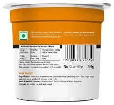 epigamia greek yogurt alphonso mango