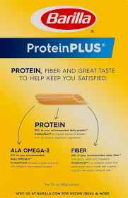 4 pack barilla pasta proteinplus penne