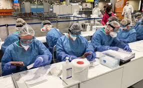 В России на два дня усилят контроль на границе из-за коронавируса ...