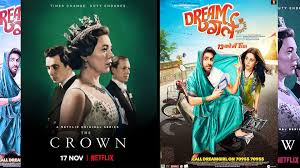 All the new movies & shows to watch on Netflix India, Amazon Prime & Zee5  this week