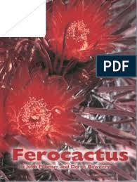 john pilbeam derek bowdery ferocactus fertilizer plants
