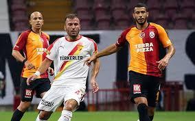 Galatasaray-Göztepe Süper Lig maçı özet ve golleri - Internet Haber