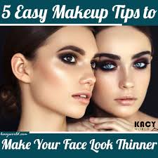 5 easy makeup tips to make your face