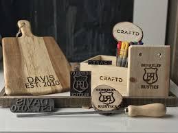 create a custom branding iron use