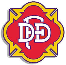 Amazon Com Jr Studio 4x4 Inch Dallas Fire Dept Maltese Shaped Sticker Logo Dfd Firefighter Texas Tx Vinyl Decal Sticker Car Waterproof Car Decal Bumper Sticker Kitchen Dining