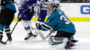 Aaron Dell makes 41 saves as Sharks shut out Canucks - Sportsnet.ca