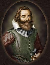 Captain John Smith - Historic Jamestowne Part of Colonial National  Historical Park (U.S. National Park Service)