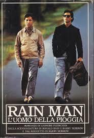 Rain man (L'uomo della pioggia) - Leonore Fleischer. Libro usato