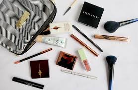 what s in my makeup bag right now