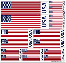 Amazon Com American Flag Usa 12 X 12 Vinyl Sticker Decal Sheet For Car Truck Laptop Car Electronics