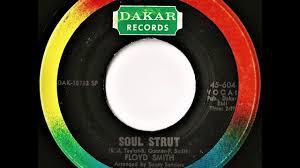 Floyd Smith- Soul Strut - YouTube