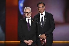 Bradley Whitford, Jimmy Smits stage 'West Wing' reunion at Emmys - New York  Daily News