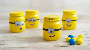 how to make a minion favor jar