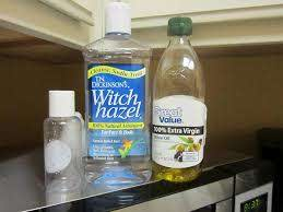 diy homemade makeup remover how to