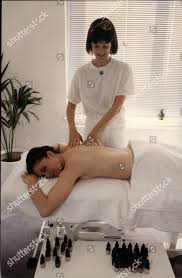 Feature On Massage Parlour Client Hilary Reynolds Editorial Stock Photo -  Stock Image | Shutterstock