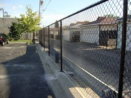 Chain Link Fence Chicago Residential Commercial Chain Link Fencing Chicago Il