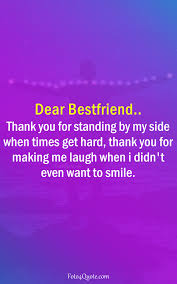 friendship thankful quotes for friends foto quote