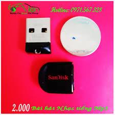 USB nhạc tiếng Mp3 dành riêng cho Ô tô - dung lượng 16GB - Sandisk ...