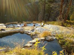 Iva Bell Hot Springs Fastpacking Trip. It's just outside of Mammoth Lakes,  CA and a great introduction to fastpacking, p… | Southern california  camping, Mammoth lakes, Hot springs