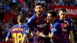 Sevilla 2 - Barcelona 4: resumen, resultado y goles. LaLiga ...
