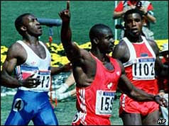 BBC ON THIS DAY | 27 | 1988: Johnson stripped of Olympic gold