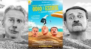 Odio L'Estate (film 2020) di Aldo, Giovanni e Giacomo: trailer e trama