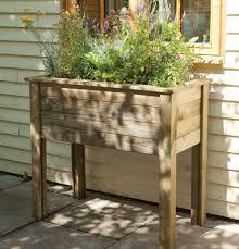 jardin table height raised bed