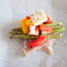 Parchment Paper Red Snapper Recipe ...