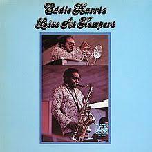 Live at Newport (Eddie Harris album) - Wikipedia