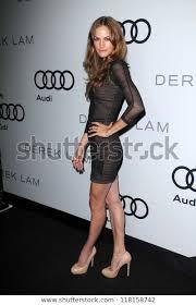 Kelly Overton Audi Derek Lam Kick Stock Photo (Edit Now) 118158742