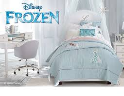 disney frozen pottery barn kids