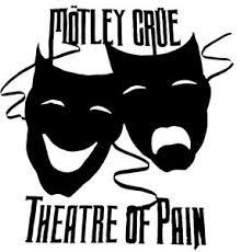 Theatre Of Pain Motley Crue Vinyl Decal Sticker Metal Devil Girls Kickstart Ebay
