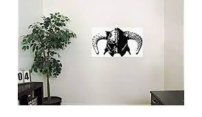 tes 5 skyrim vinyl wall decals