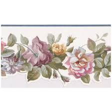 norwall pink mauve blooming roses
