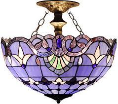 ceiling fixture lamp semi flush mount