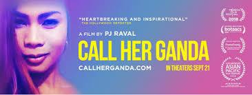 CALL HER GANDA with Director PJ Raval in person - Hanson Film ...