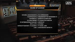 Inter, il sorteggio degli ottavi di finale di Europa League da Nyon