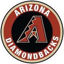 Arizona Diamondbacks Circle Logo Vinyl Decal Sticker 5 Sizes Sportz For Less