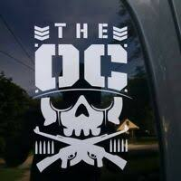 2 The Bullet Club Kenny Omega Young Bucks Villain Vinyl Car Decal Njpw Roh Wwe Ebay