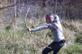 own a survival bow arrow